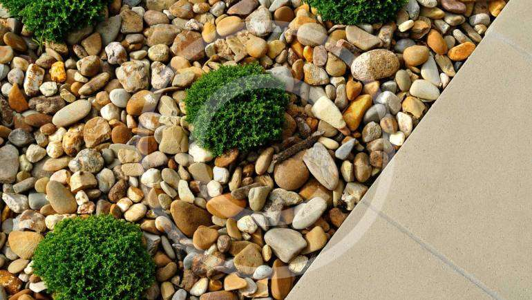 Design Ideas With Pea Gravel